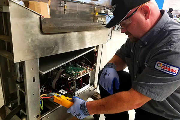 commercial kitchen equipment fast fix repair