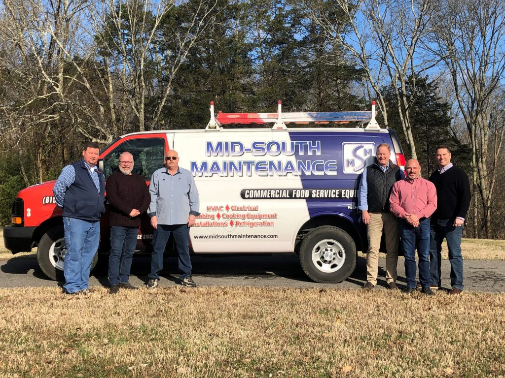 Mid-South Maintenance Joins the Smart Care Family