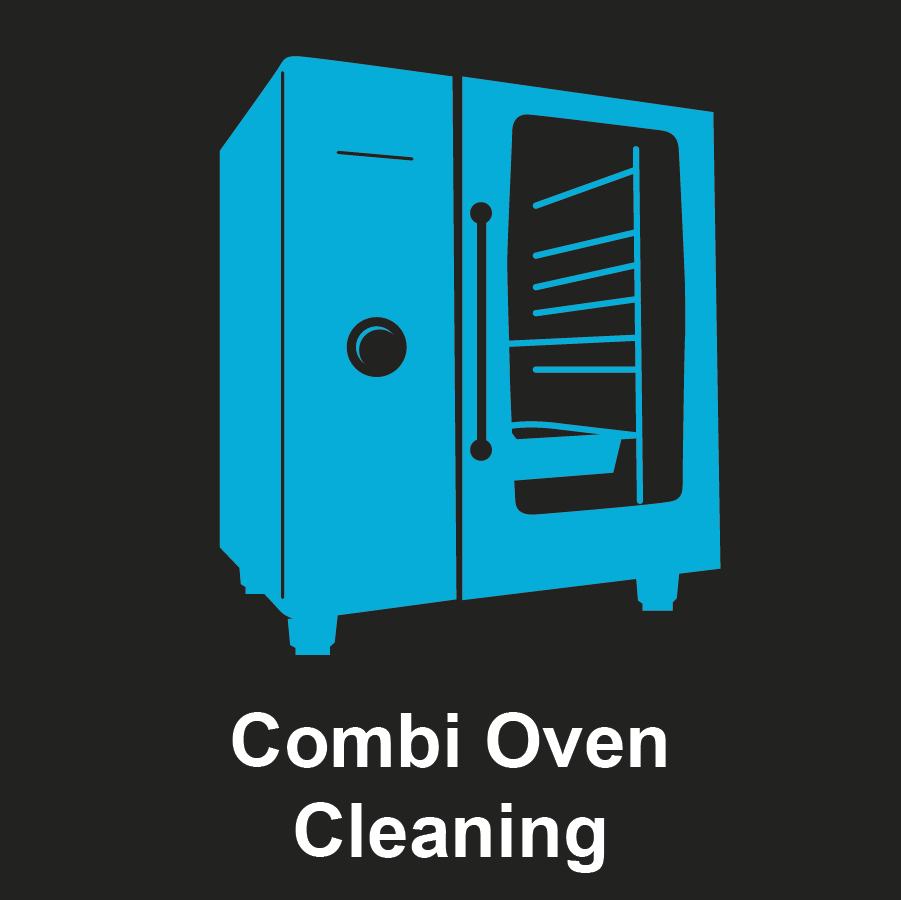 Commercial Combi Oven Graphic