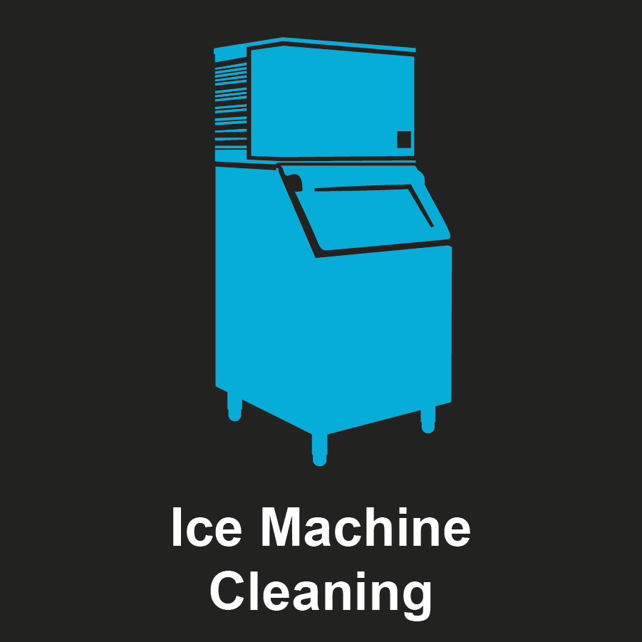 Commercial Ice Machine Graphic