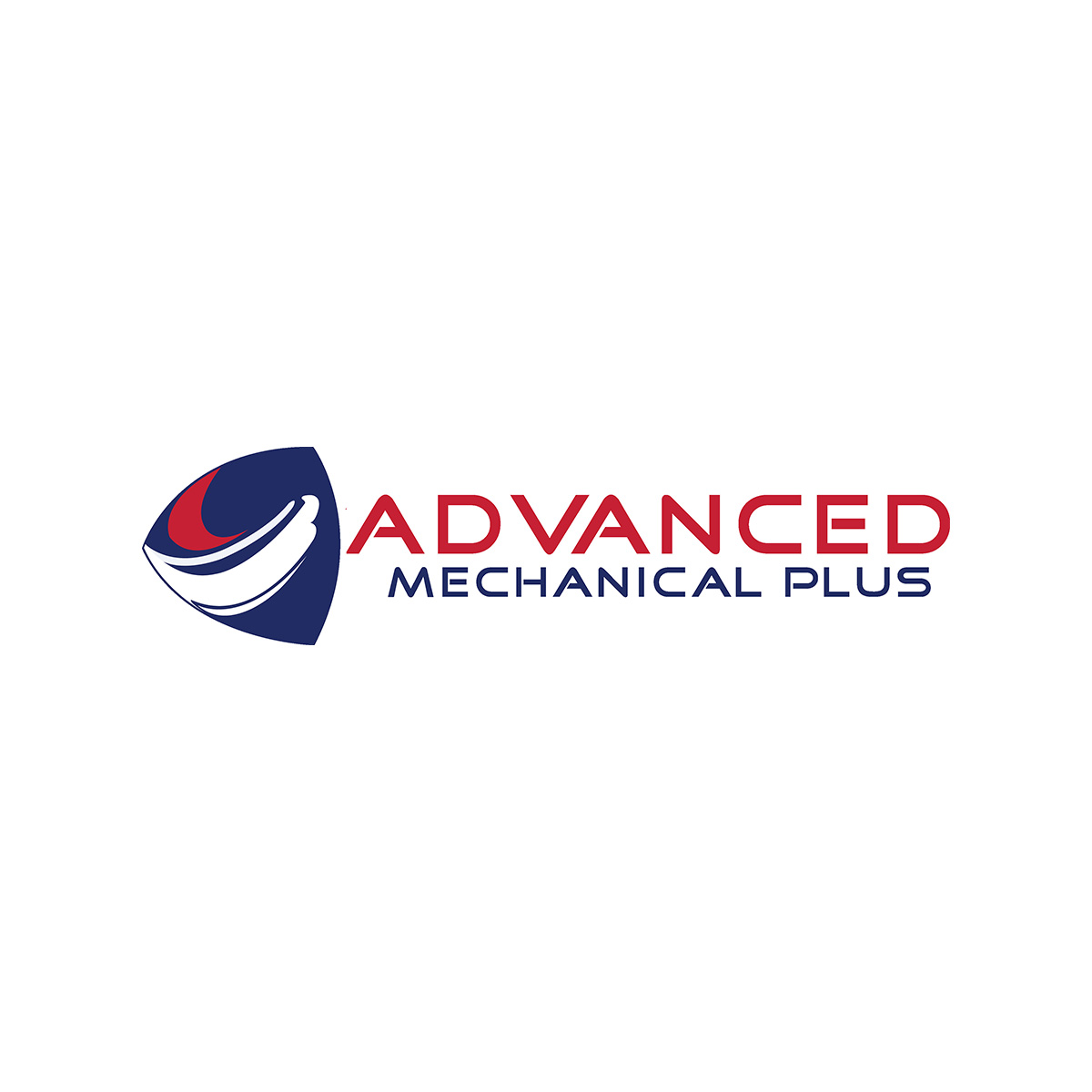 Advanced Mechanical Plus Full Color Logo